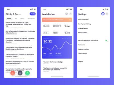 Sentiment Index for iOS
