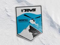 Teva snowfall www.tevasnowfall.nl