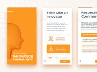 Innovation Community Mobile