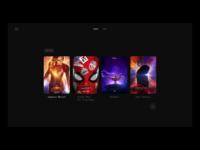 Cinema Daily UI Concept