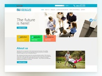 Specialty Life Insurance Ui And Ux Design