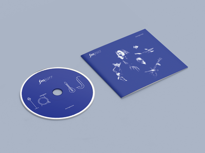 fmjazz songbook album artwork cover disc cd