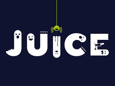 JUICED illustration dead spooky halloween october ghost adfed pgh ad2 juice