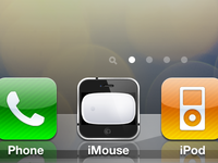 iMouse Dock