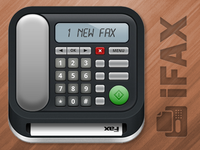 iFax for iPhone & iPad