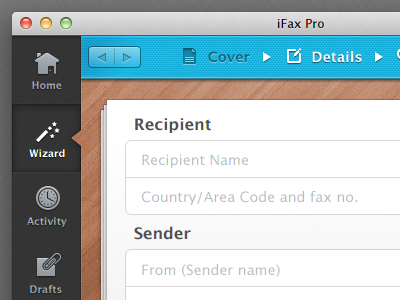 Ifax for mac
