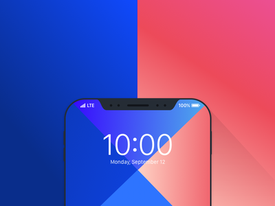 iPhoneX ux ui iphonex iphone8 ios interface apple