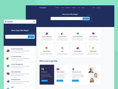 Support Portal Redesign minimal modern ui clean website webdesign web design support page support
