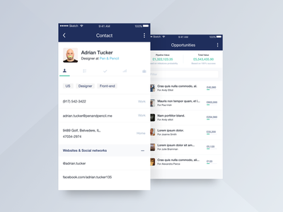 Mobile app design refresh mobile ui ui minimal clean mobile