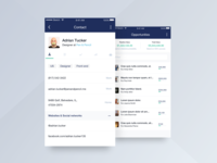 Mobile app design refresh