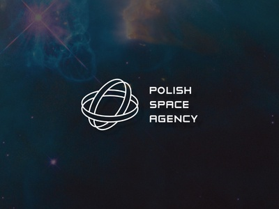 Polish Space Agency logo project