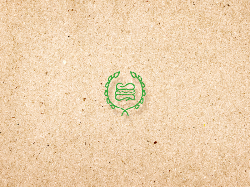 Divino Burger royal design illustration branding logo loyall handmade gold premium burguer
