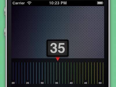 Mind iOS iphone app design ios
