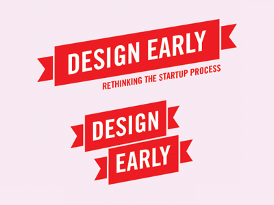 Design early (updated) design early designearly logo color illustrator