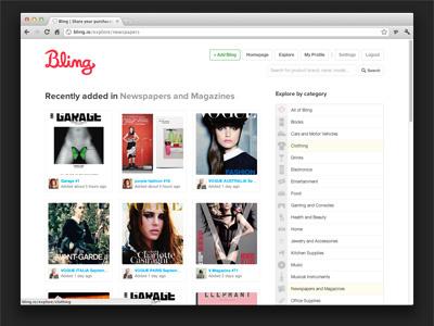 Bling - Explore bling explore magazines covers
