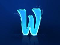 36DaysofType - W