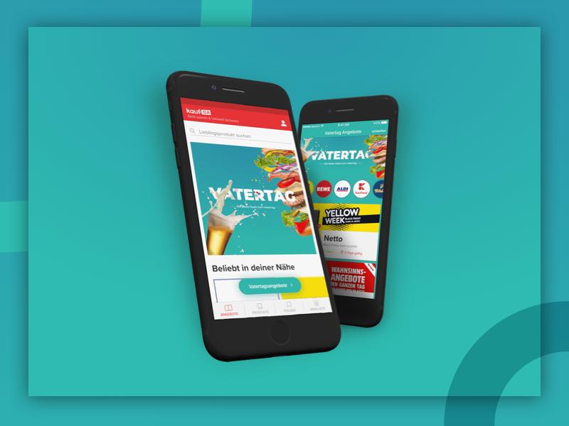 Composition web app typography ui design