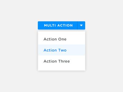 Multi Action Button