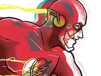 Flash procr drawing illustration comicbooks comicbook dccomics dc theflash flash