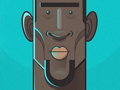 Imba yoUmambo (House of Kings) illustration vector illustration
