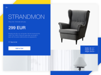 IKEA: Details Page