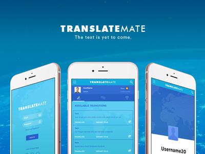 Translatemate UI