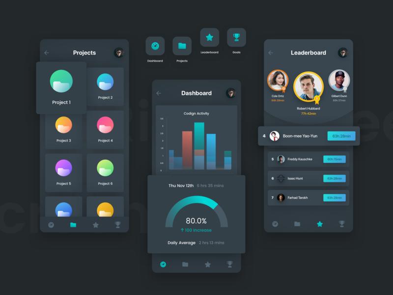 Time Work Management  App