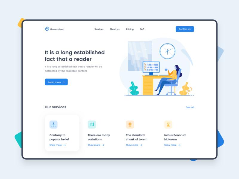 Landing Page Presentation