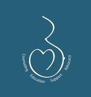 Healthy Moms Happy Babies Logo Design
