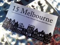 Logo & Business Card Design for 15 Melbourne. (Side 1)