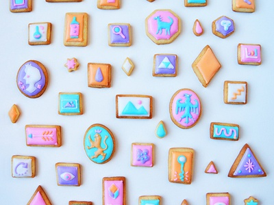 Cookiesmall sweet handmade cookies