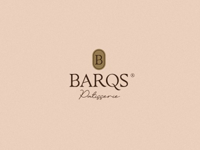 Barqs Patisserie lettering design branding logodesign logotype logo font collection font bundle display font font typography