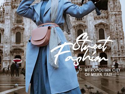 Street Fashion fashion app ux ui font editorial design font collection font bundle display font signature font typography design