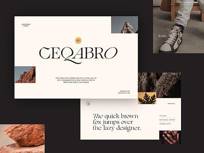 RF Ceqabro Serif Display with Bonus Free Font + Extra website web simple serif sans poster photoshop minimal app graphic ui logo brand editorial design font bundle branding display font font typography design
