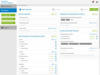 Domain Infringement Evidence Web App UX