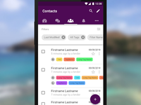 Big Purple Dot Android App