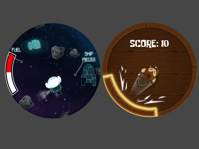 Android Wear Game Concepts