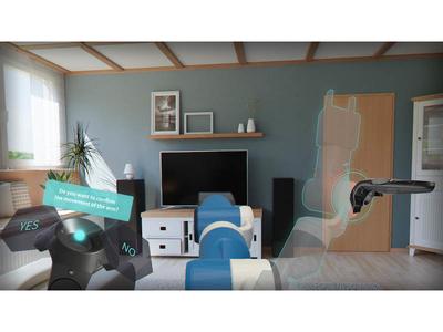 VR Robot Arm Controller