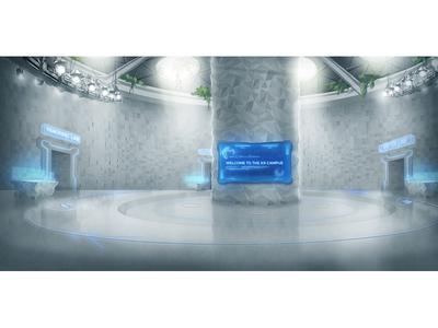 VR Lobby Concept