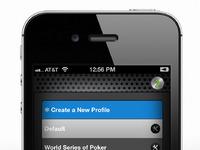 Pokertimer settingsviewcloseup