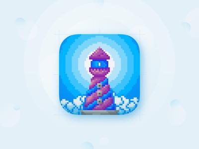 Pixelart App Icon