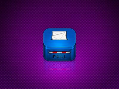 Mail Icon Set - Box - Preview