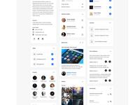 Social Media Widgets | 45 Widgets