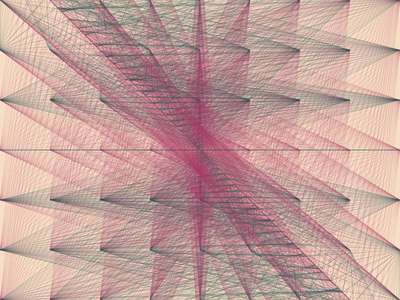 Geometric Shapes / 160403 art generative art code creative coding processing