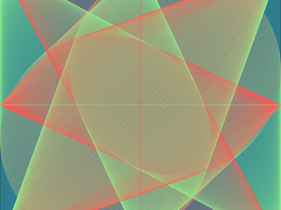 Geometric Shapes / 160405 art generative art code creative coding processing