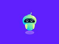 Chatbot greets