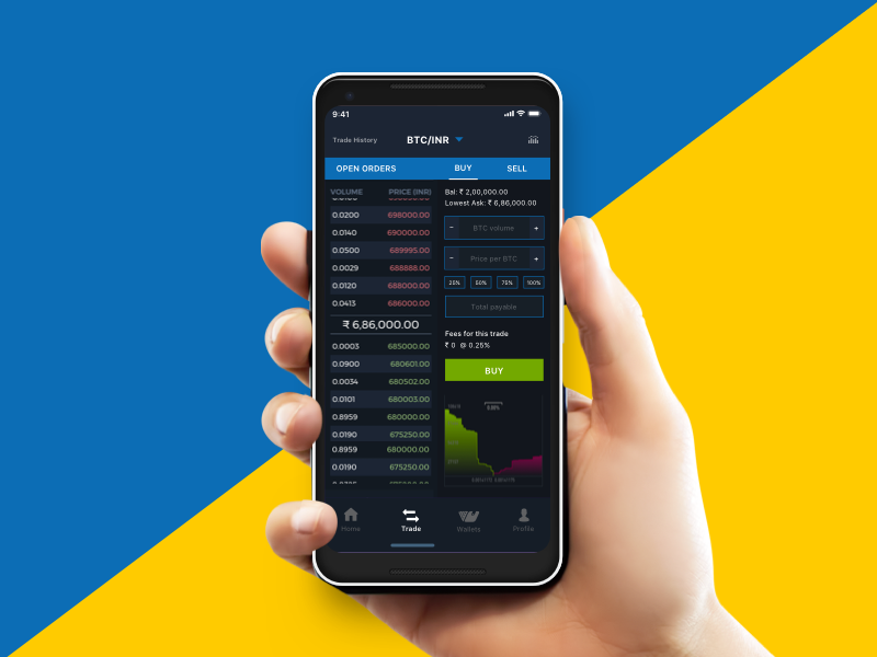 Best buy and trade crypto app
