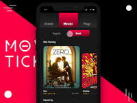 Movie Ticket Booking App