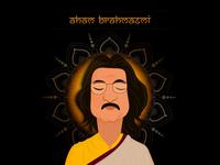 "Aham Brahmasmi (""अहं ब्रह्मास्मि"")"