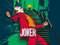 JOKER ( We are all clowns )
